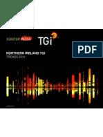 Northern Ireland TGI Trends Charts 2012