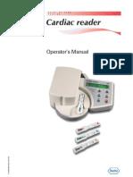 Cardiac Reader Operator Manual