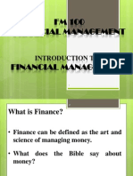 1-Introduction to Financial Management 2