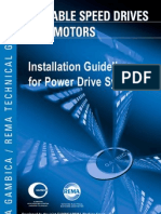 GAMBICA Installation Guide Power Drive Systems 3rd Ed