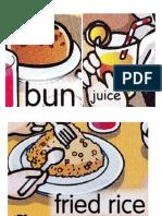 Food Flashcards 1