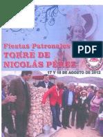 Fiestas Torre de Nicolas Perez 2012