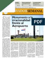 Observador Semanal 16/08/2012