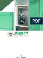 Microlift GB11PML00 Bassa