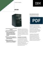 IBM X3200M3
