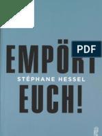 Stephan Hessel - Empoert Euch