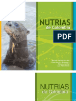 Cartilla Nutrias de Colombia
