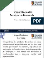 A Importancia Dos Servicos Na Economia