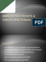 Inmunidad Frente a Virus y Bacterias