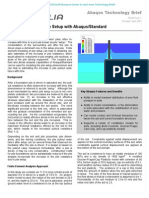 Analysis of Driven Pile Setup with Abaqus/Standard 2006
