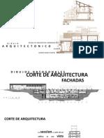 Dibujo Arquitectonico Clase 05-Corte Elev