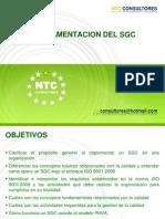 Fundamentacion Del Sgc