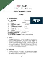 Syllabus Teoria Del Estado - Maestria Cal