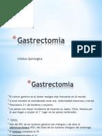 3.- Gastrectomia