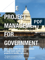 Agile Project Management for Government - Chapter 20 - Extracts on Agile Contracts