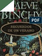 Binchy, Maeve - Recuerdos de Un Verano