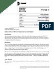 RTAA 100tr-SB-18 Lip Seal Failures