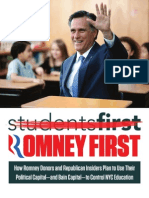 Romney First