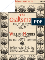 The Craftsman Vol. I, No. 1 - by Gustave Stickley