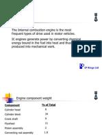 Ic Engine & Piston Ring