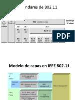 Modelo de Capas en IEEE 802 MAC