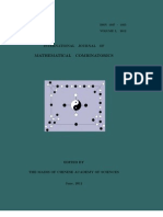 International Journal of Mathematical Combinatorics, Vol. 2, 2012