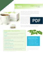 Premiumtea Productprofile ENG