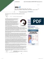 Comunicado 16 julio 2009-Acción por los Cisnes ante fallo judicial contra CELCO