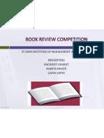 Book Review Competiton