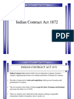 Indian Contract Act Ppt 12