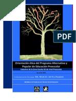 Orientación ética del PAPEP. Autor