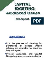 Capital Budgeting_Adv Issues
