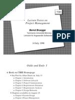 9 Project Management