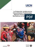 La proteccion juridica de los conocimientos tradicionales UICN