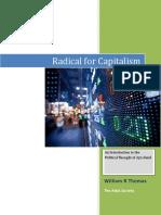 Radical for Capitalism