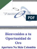 Presentacion Tecnoexito