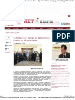 17-08-12 Se fortalece el Colegio de Economistas de Puebla
