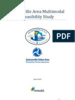 Draft Multimodal Center Feasibility Study