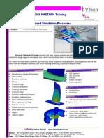 NX Nastran Advanced Simulation Processes