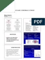 Accidente Vasculare Cerebrale Stroke Management