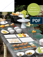 Steelite Buffet Solutions Brochure