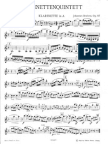 Brahms Clarinet Quintet