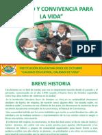 PRESENTACIÓN CONVIVENCIA JULIO 5 -2012