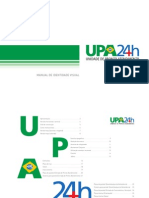 Manual Identidade Visual Upa