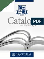 Grantham University Catalog 2012