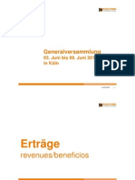 IKW G  V 2005 bis 2011