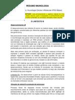 5 - RESUMO LINFÓCITO B (GERAÇÃO, ATIVAÇÃO e PRODUÇÃO ANTICORPOS)