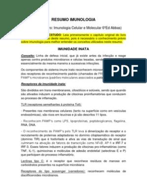 PARA BASICA LIVRO BAIXAR IMUNOLOGIA DE