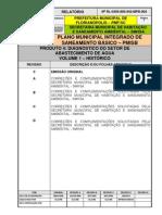 Plano Municipal Integrado de Saneamento Basico - PMISB