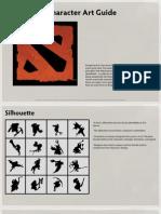 DOTA Character Art Guide